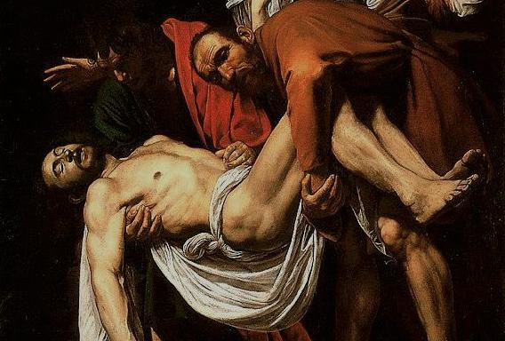 Caravaggio ai Musei Vaticani