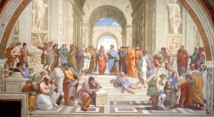 Le Stanze di Raffaello ai Musei Vaticani