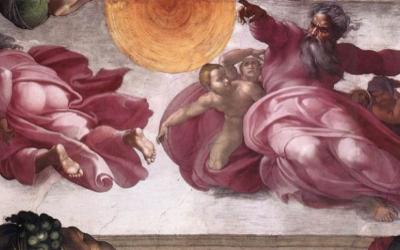 Le Storie della Genesi nella Cappella Sistina