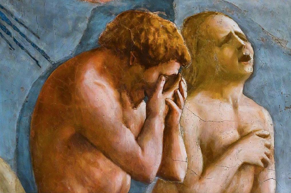Cacciata dal Paradiso Terrestre di Masaccio