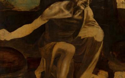 Il San Girolamo di Leonardo Da Vinci