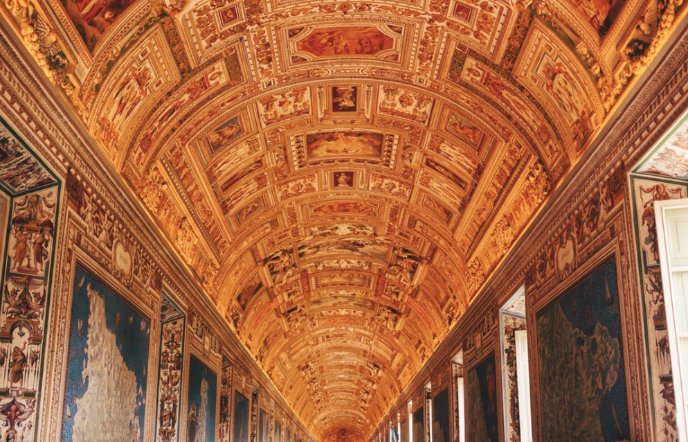 Galleria delle Carte Geografiche