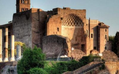 La Domus Aurea a Roma