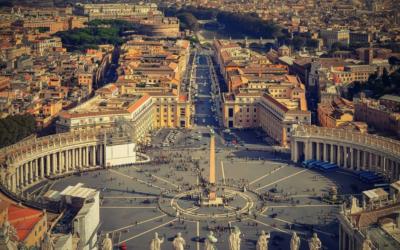 Il centro della Cristianità nella Città del Vaticano