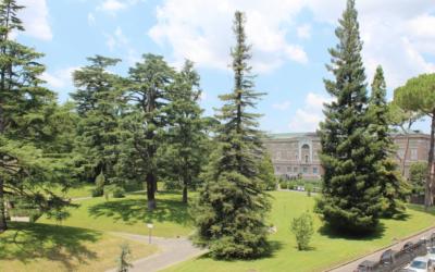 La mia visita ai Giardini Vaticani