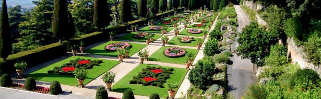 Giardini Villa Pontificia