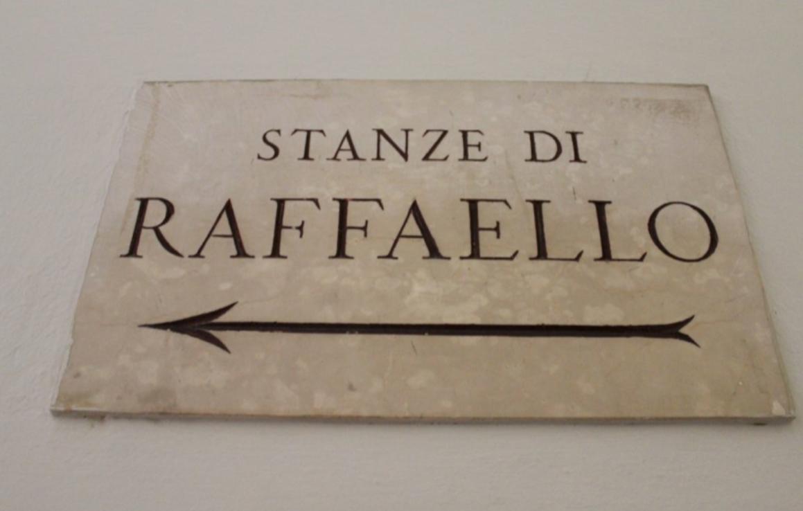 Stanze di Raffaello ai Musei Vaticani