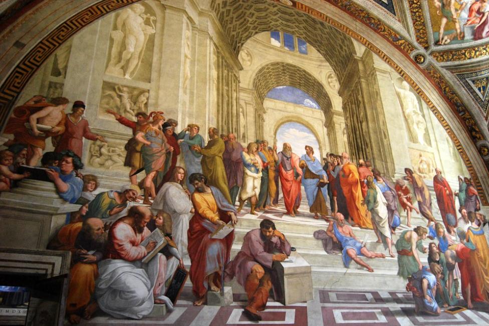 Cosa ammirare ai Musei Vaticani: la Scuola di Atene