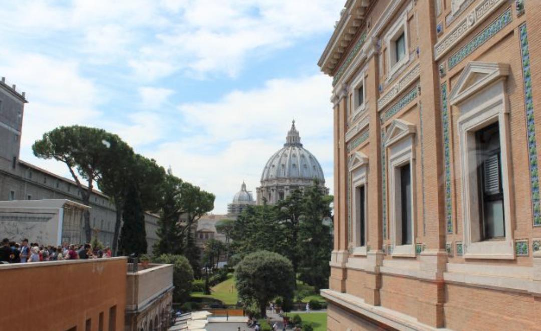 Cosa vedere ai Musei Vaticani: un faraone al Vaticano