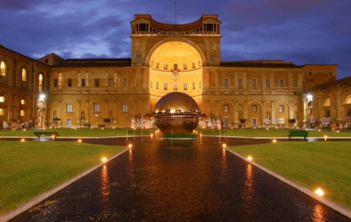Musei Vaticani apertura notturna